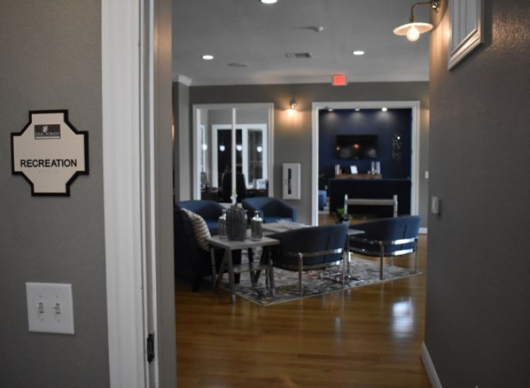 Clubhouse - Recreation Room